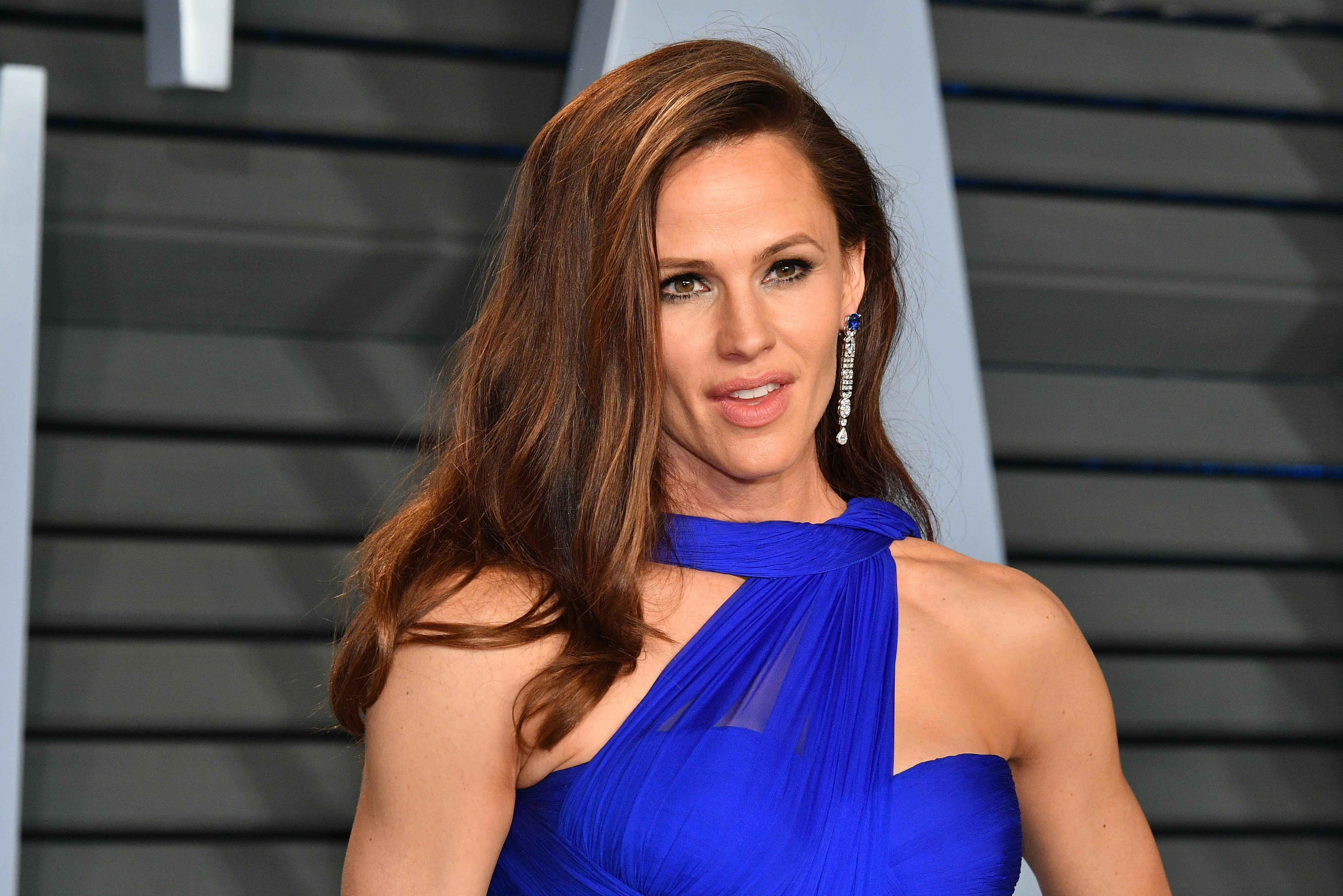 Jennifer Garner Thrilled to Be Talking About Her Husbands Penis