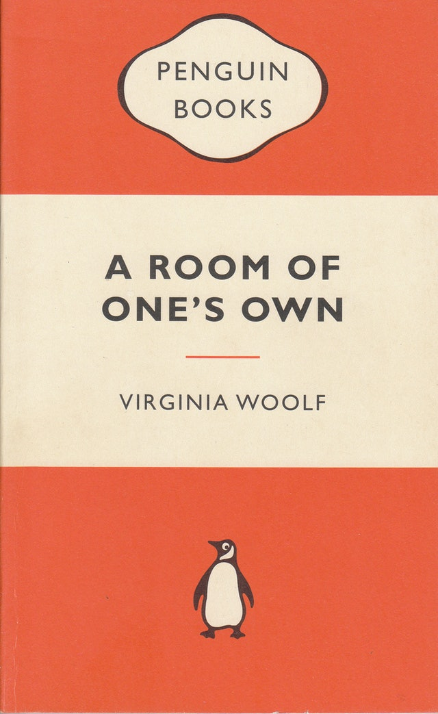 Virginia Woolf Means By A Room Of One S Own
