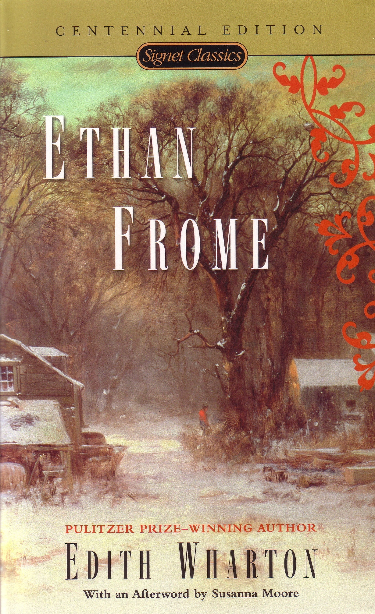 Ethan Frome : A Study