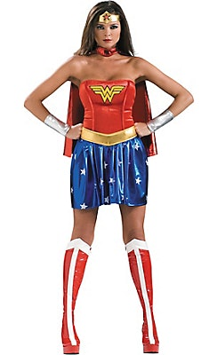 8 costumes for parents because halloween isnt just about the kids yourself a superhero isnt too far off this halloween you can totally get into character with a superman costume 50 and wonder woman costume solutioingenieria Image collections