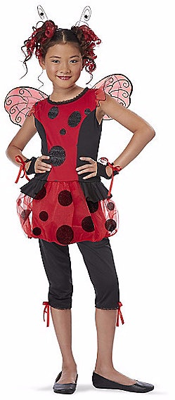 31 cheap halloween costumes for kids so you dont scare your wallet your little ladybug will love dressing in a ladybug costume 10 almost as much as you love the price with the dress leggings gloves wings solutioingenieria Image collections