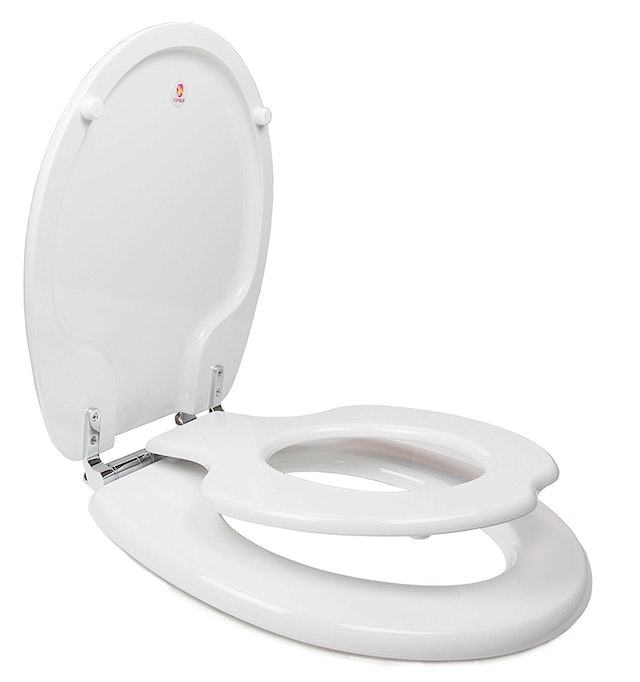 two in one toilet seat. 4A Two In One Toilet Seat For Adults And Infants 12 Brilliant Potty Training Tools  Toilets That Make The Process