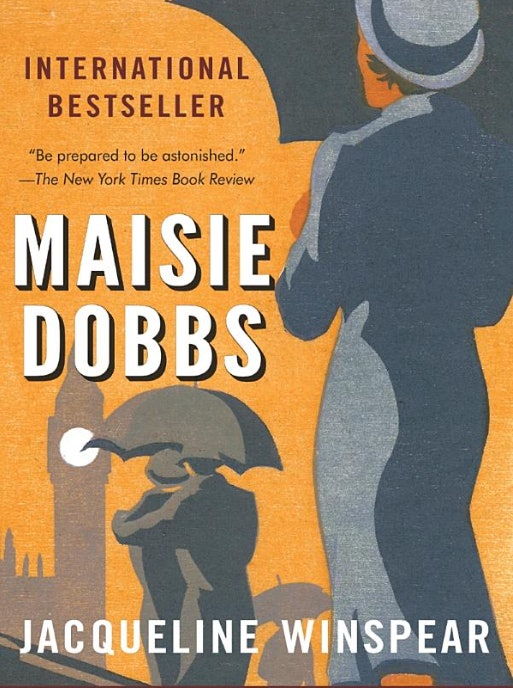 Jacqueline Winspears Maisie Dobbs Follows The Titular Heroine As She Goes From Maid To Nurse Private Investigator Against Backdrop Of Great War