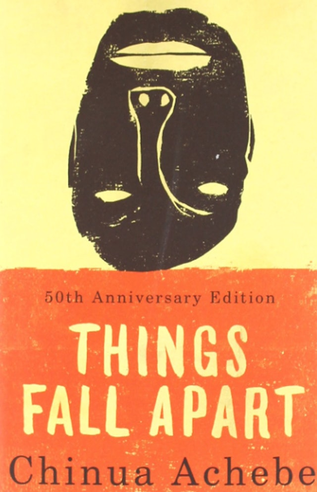 the description of nigerian peoples struggles in chinua achebes things fall apart Edited collection of contributions to the annual africa day panel discussion on the legacy of chinua achebe  skip to  things fall apart reflections on the legacy.