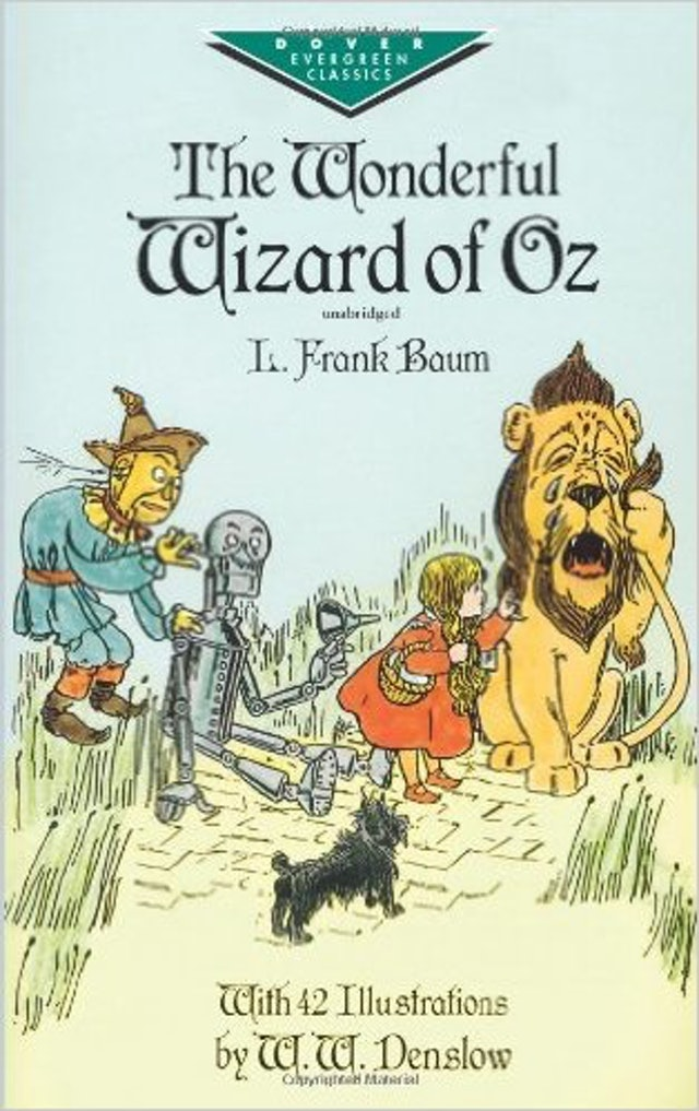 the wizard of oz by l frank baum an allegorical tale of the populist movement Critics of the allegorical reading of have made much of  of the populist movement and the  wizard of oz: reading l frank baum's classic as.