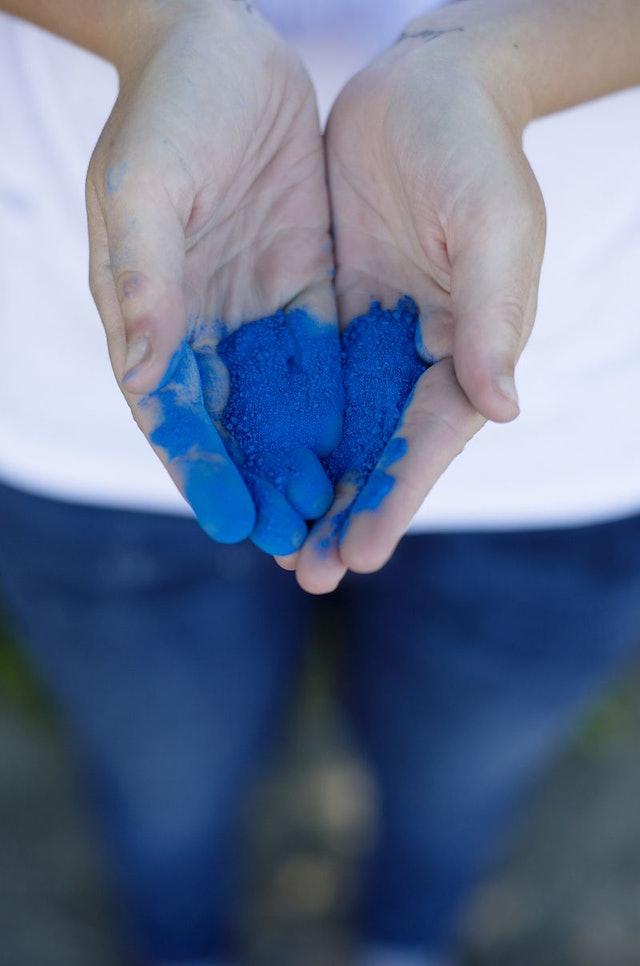 Картинки по запросу holi powder blue