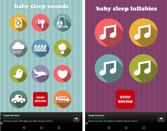15 Apps To Help Baby Sleep Better Which Will Help You
