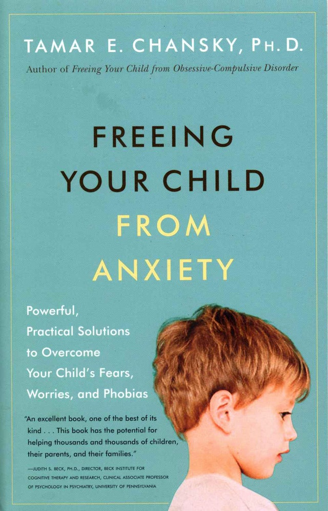 Best anxiety books