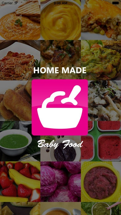 7 apps to help wean baby make introducing solids less complicated with recipes from purees to solids the baby food recipe app free simplifies the weaning process for you forumfinder Choice Image