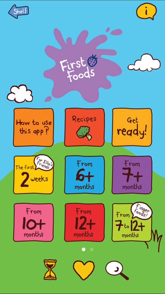 7 Apps To Help Wean Baby Amp Make Introducing Solids Less