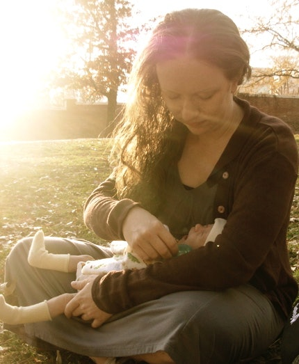 7 Ways Breastfeeding Actually Helped Me Heal As A Sexual