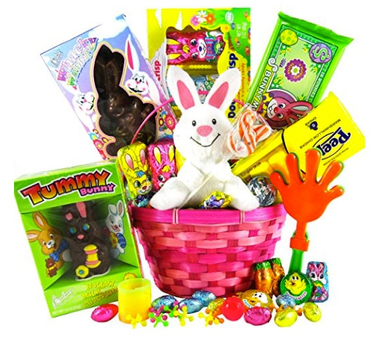 Where to buy easter baskets online so you can make sunday morning classic easter basket 37 amazon negle Choice Image