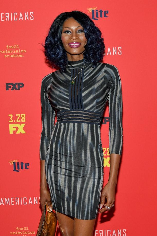 Transgender Actress Dominique Jackson