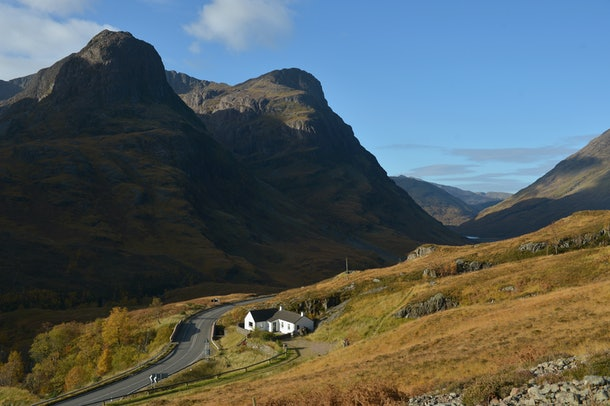 Fair Isle baby names like Fell can remind people of Scotland's beautiful landscape.