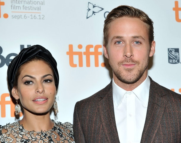 Eva Mendes and Ryan Gosling are the parents of two