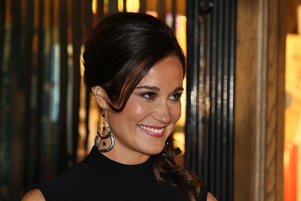 Pippa Middleton wrote about how swimming has helped her son thrive.