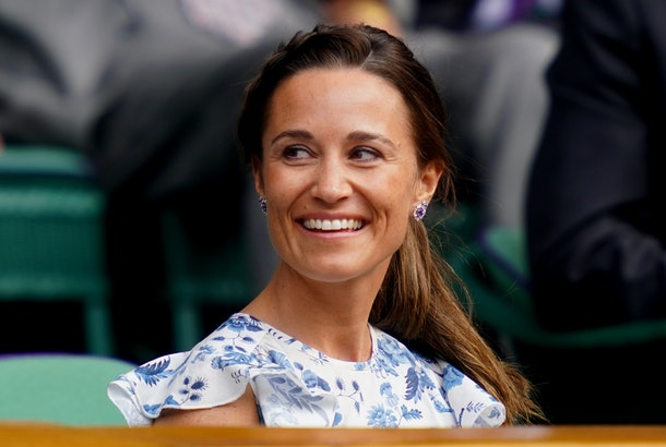 Pippa Middleton welcomed her son, Arthur, in October 2018.