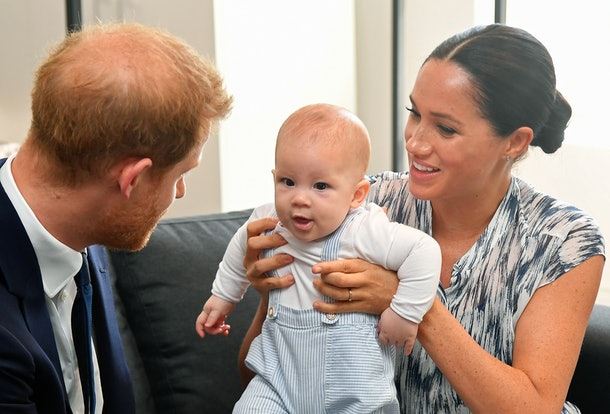 Meghan Markle might bring son Archie to the United States for his first Thanksgiving