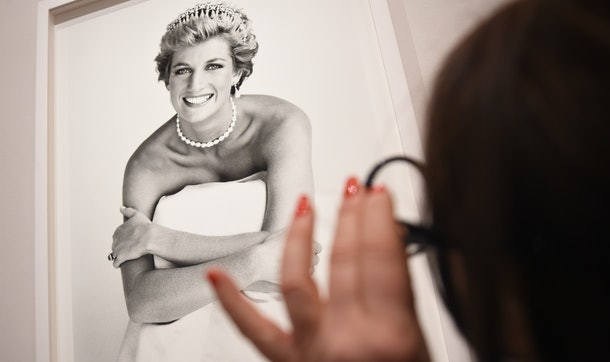 Included in the list of princesses who are badasses is the late Princess Diana