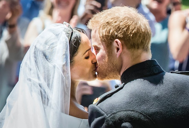 When Meghan Markle and Prince Harry tied the knot in 2018, they played a hymn for Diana during their wedding.