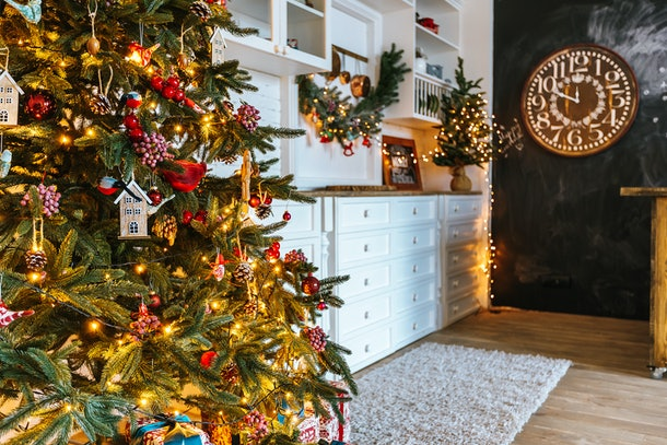 Right or wrong, putting up your Christmas tree before Thanksgiving is a personal call.