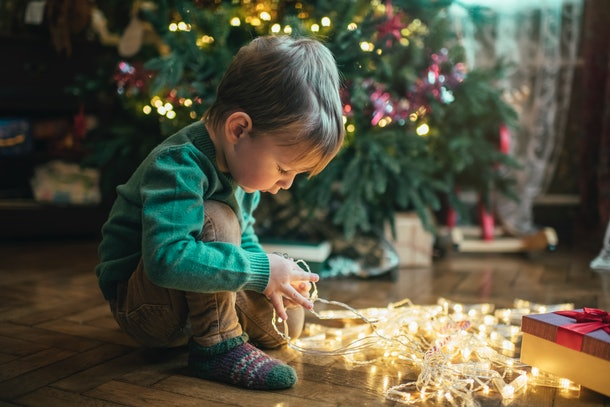Putting your holiday lights on a timer can help save energy and money.