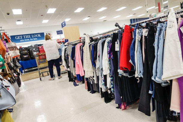 Shop a plethora of clothing styles when Marshalls opens on Black Friday.