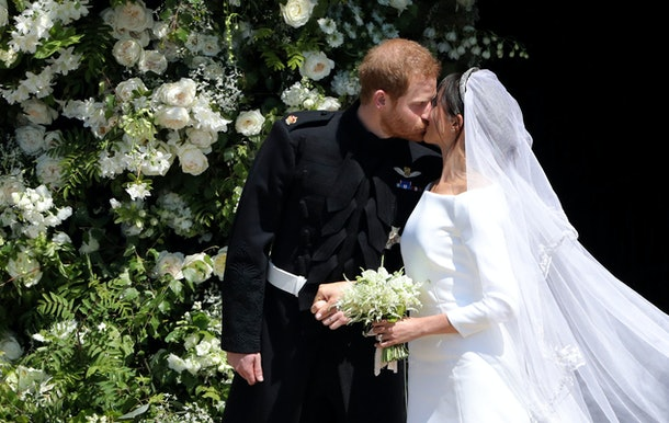 Prince Harry's wedding to Meghan Markle was a personal affair.