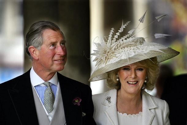 Prince Charles' wedding to Camilla Parker Bowles was attended by both of his sons.