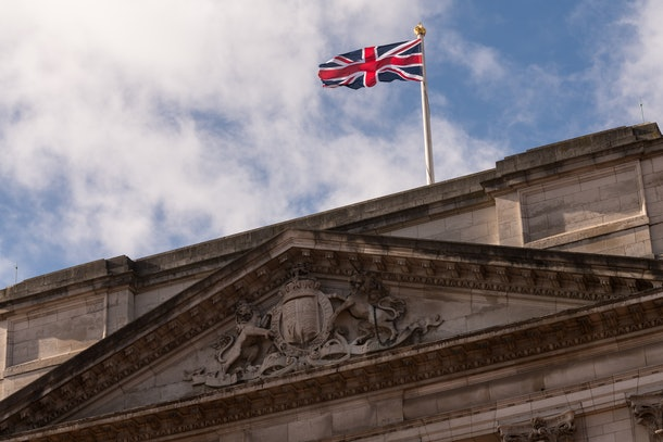 A Union Jack flag being flown at Buckingham Palace is actually a signal the queen isn't home.