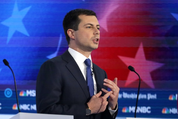 Mayor Pete Buttigieg is a 2020 Democratic candidate who has said he supports a comprehensive paid family leave policy.