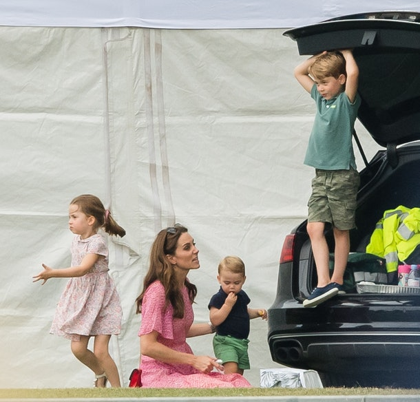 Kate Middleton tries to balance life as a duchess with her mom responsibilities.