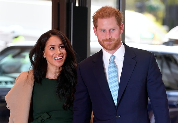 When it comes to his wife, Meghan Markle, Prince Harry is great at handing out compliments.