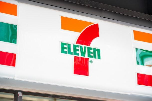 Seven-Eleven logo