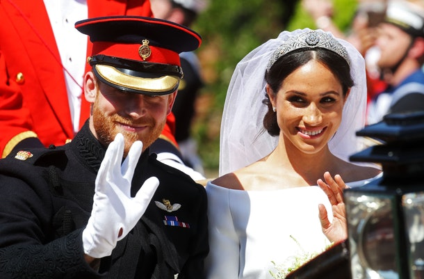 Meghan Markle and Prince Harry were married in May 2018.