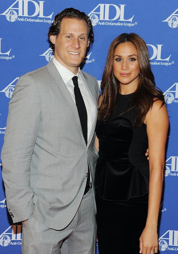 Meghan Markle married her first husband Trevor Engelson in 2011.