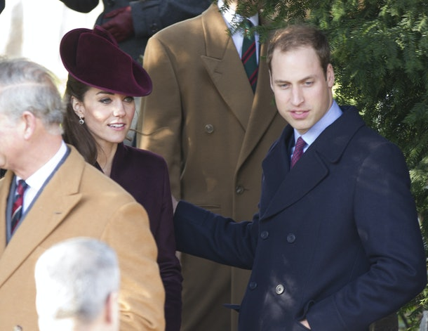 Kate Middleton and Prince William have a longstanding tradition of spending New Year's Eve with family.