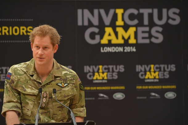 Prince Harry found his passion project in the Invictus Games