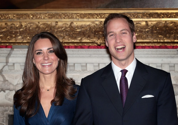 Prince William and Kate Middleton got engaged in the beginning of the decade in Nov. 2010.