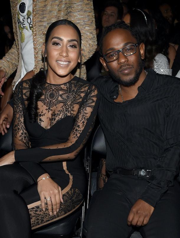 Who Is Kendrick Lamar's Girlfriend? The Grammy Nominee ...
