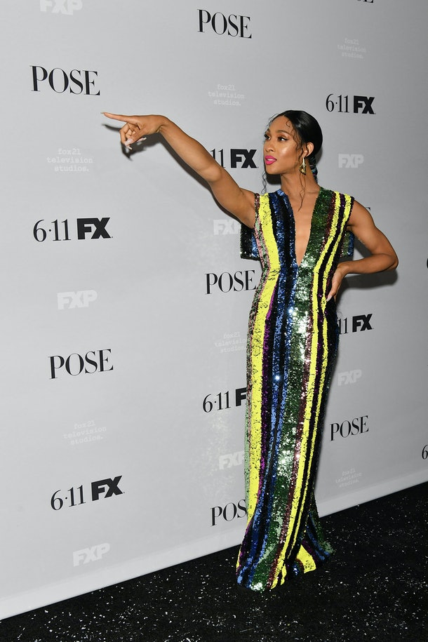 Blanca's character on 'Pose' is played by Mj Rodriguez.