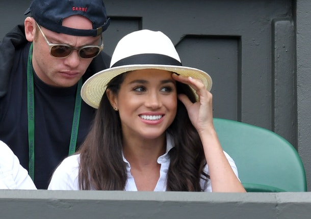 Meghan Markle might be able to start back up with her blog.
