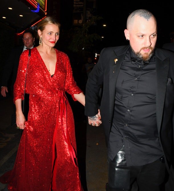 Cameron Diaz and Benji Madden's quotes about each other are so romantic.
