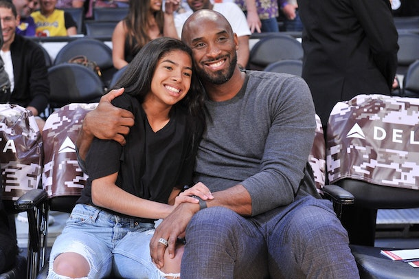 Kobe Bryant and his daughter Gianna died in a helicopter crash on Sunday morning.