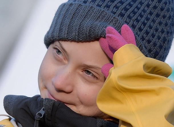 Greta Thunberg is the ultimate earthy Capricorn.
