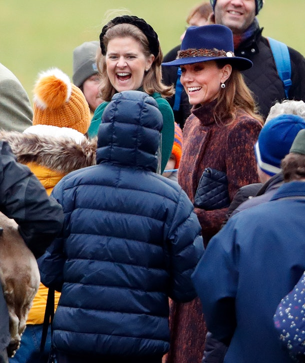 Kate Middleton is having the time of her life celebrating her 38th birthday with friends and family in the countryside.