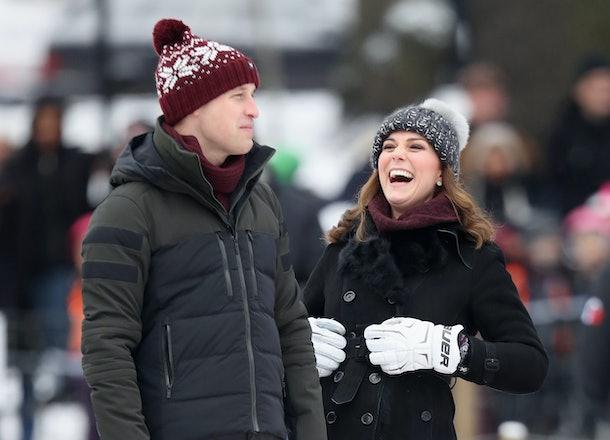 Prince William loves Kate Middleton's sense of humor