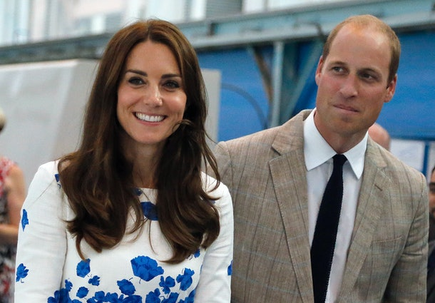 Prince William cooked for Kate Middleton early in their relationship