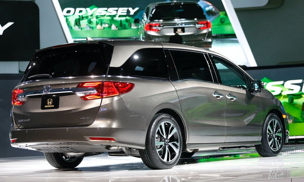 Honda has voluntarily recalled a number of recent model year Odyssey minivans.