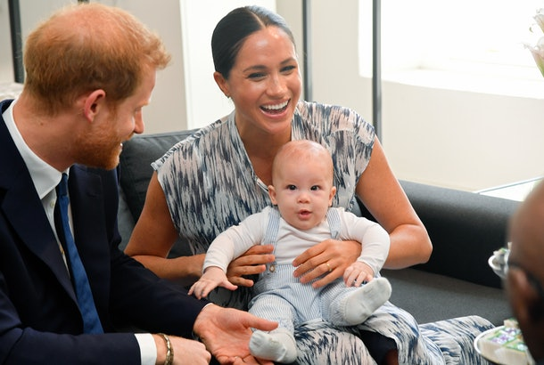 "Prince Harry, Meghan Markle, and their 9-month-old son, Archie, will enjoy a ""peaceful life"" between the United Kingdom and Canada starting on April 1."